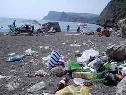Названы самые худшие пляжи мира