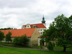 Прага приглашает бесплатно посетить Бржевновский монастырь