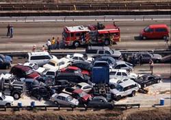 Россияне стали чаще попадать в ДТП на европейских дорогах