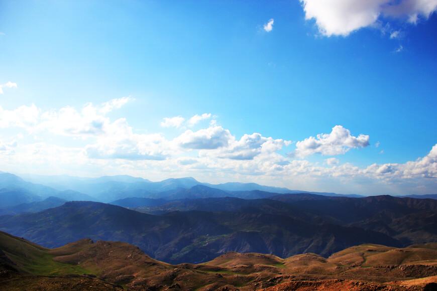 По моему скромному мнению, горы  - это одно из самых лучших мест на Земле.