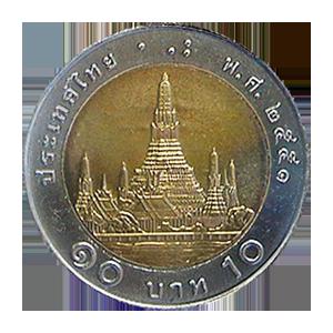 Курс таиландской валюты