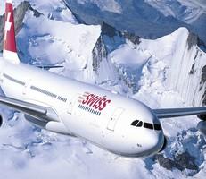Авиакомпания «SWISS» распродает билеты в Женеву