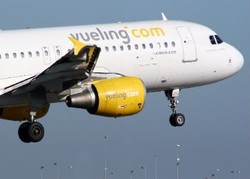 Лоукостер Vueling теперь летает из Краснодара в Барселону
