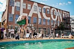 В Москве появился бассейн для серфинга