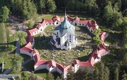 В чешском замке откроют отель
