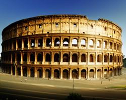 Инцидент в духе исламских терактов произошел у стен Колизея