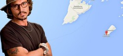 Джонни Депп приобрел остров в Эгейском море