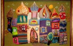 Международный фестиваль лоскутного шитья приглашает гостей