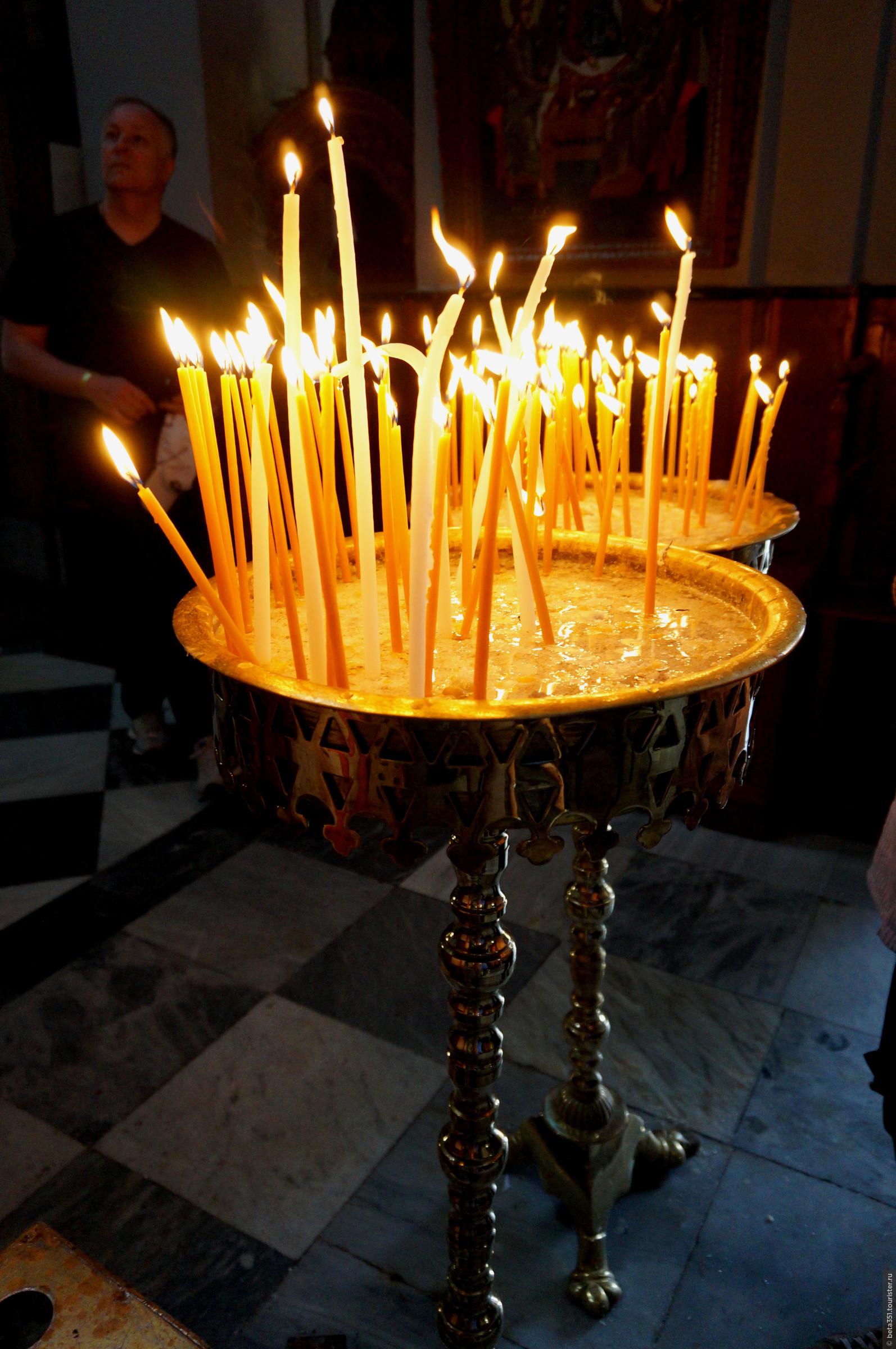 Как сделать церковную свечу 19