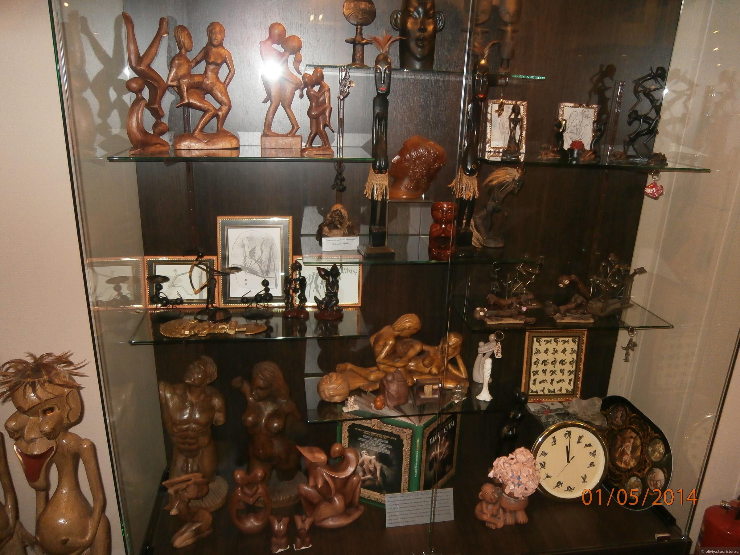 Музей эротики спб 17 фотография