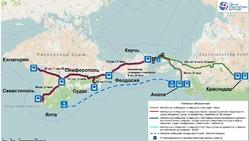 Добавлены новые города Крыма, в которые можно попасть по «единому» билету
