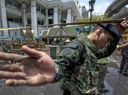 Во вторник в Бангкоке прогремел еще один взрыв