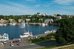 Падение российского турпотока в Финляндию стало причиной банкротства торгового центра