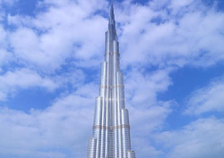 В Дубае открылся самый возвышенный ресторан в мире