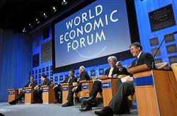 В Давосе, где проходит экономический форум, прогремел взрыв