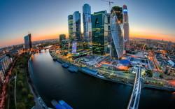 Увидеть Москву с высоты птичьего полёта