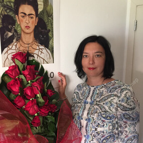 Ольга Ходжаева-Бургасси
