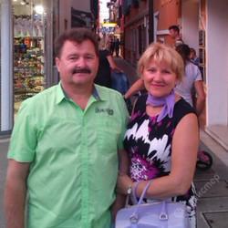Николай и Светлана Капица