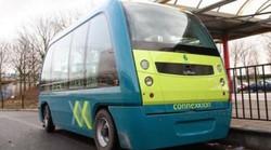 В Греции появились автобусы, движущиеся без водителя