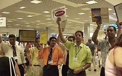 В Египет вернулись все туристы. Кроме российских