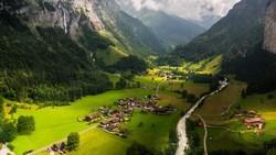 Швейцария открыла новый туристический маршрут - «Гранд тур»