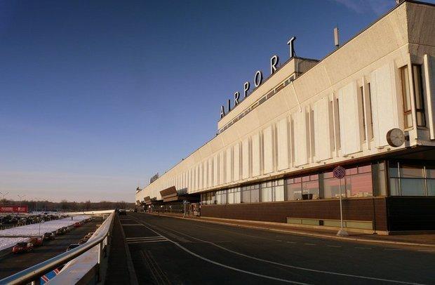 Табло аэропорта Пулково (Санкт-Петербург) - Расписание