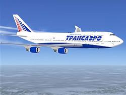 Летом «Трансаэро» начнет полеты из Петербурга в Пекин