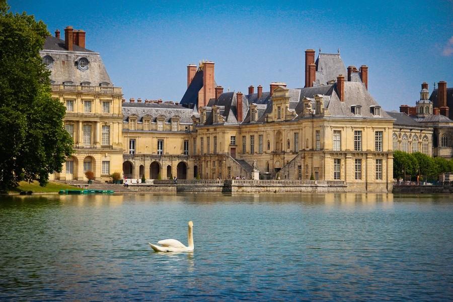 Как самостоятельно добраться до фонтенбло из парижа