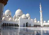 Мечеть шейха Зайда в Абу-Даби.