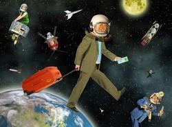 """В США прошли ипытания летательного аппарата для """"космического туризма"""""""