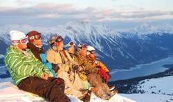 Красная Поляна становится одним из самых популярных курортов для зимнего отдыха в РФ