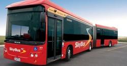 Автобусы SkyBus будут ходить из аэропорта Сочи в Красную Поляну