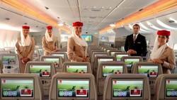 Emirates запускает самый вместительный пассажирский самолёт