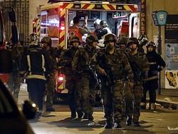СМИ: в Париже ликвидирован предполагаемый организатор терактов