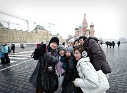 Китайские туристы выбирают Москву