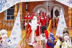 Туристов в Великом Устюге на Новый Год будет в четыре раза больше, чем жителей