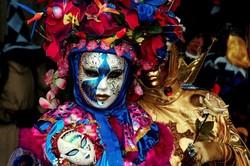 Названы даты проведения Венецианского карнавала