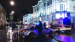 Взрыв в центре Москвы: четверо пострадавших
