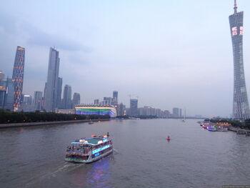Транспорт в Гуанчжоу