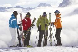В Красной Поляне во время праздников ограничат продажу ски-пассов и въезд транспорта