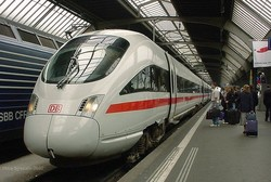 В Германии проходит распродажа билетов на поезда