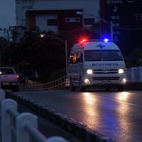 Британец на джипе сбил двух россиян в Паттайе