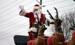 Стартовало традиционное кругосветное путешествие Санта Клауса