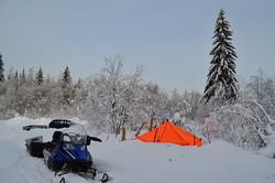 Туристы на перевале Дятлова нашли тело мужчины