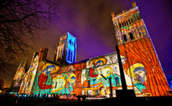 В Лондоне пройдёт Фестиваль света