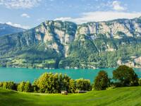 Озеро Вален-Швейцария! Walensee-Switzerland!