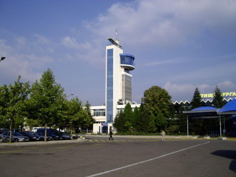 Аэропорт Бургас Болгария