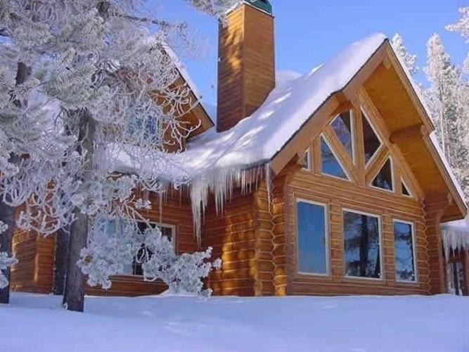 Недорогие дома на новый год в подмосковье