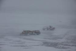 Аэропорт Южно-Сахалинска закрыт из-за непогоды