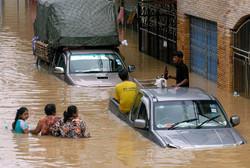 Туристы отказываются от туров в охваченные наводнением регионы Таиланда